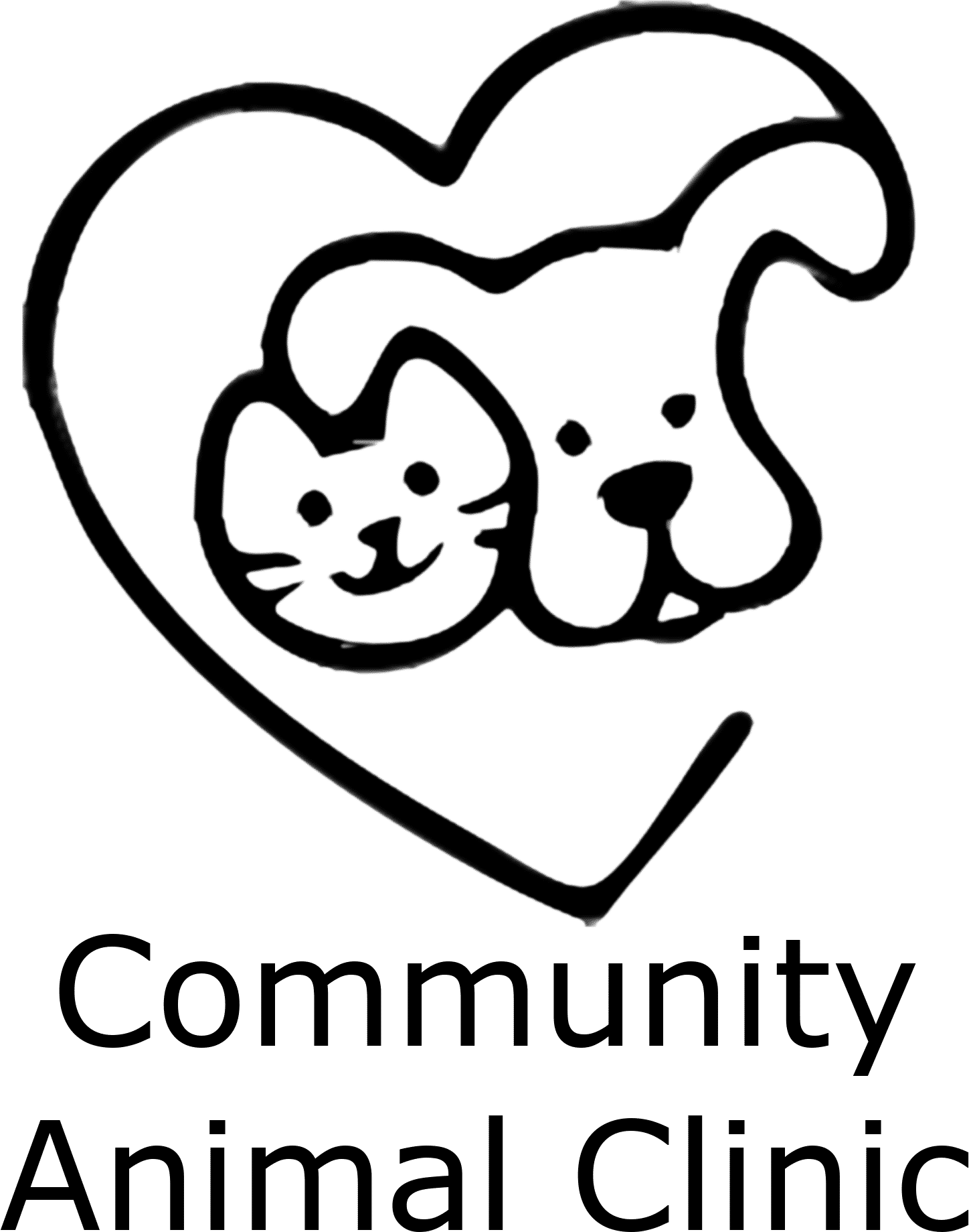 Community Animal Clinic Logo